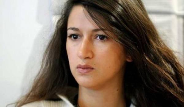 Zineb El Rhazoui, journaliste à Charlie Hebdo, elle est une rescapée de la tuerie du 7 janvier 2015