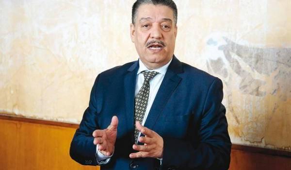 Abdelmalek Boudiaf. Photo Liberté.