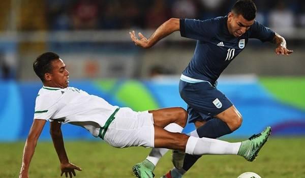 L'Algérie sortie par la petite porte.