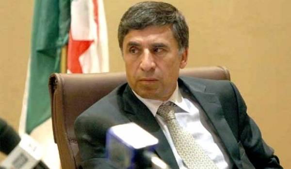 L'ambassadeur de l'Algérie à Washington, Madjid Bouguerra,