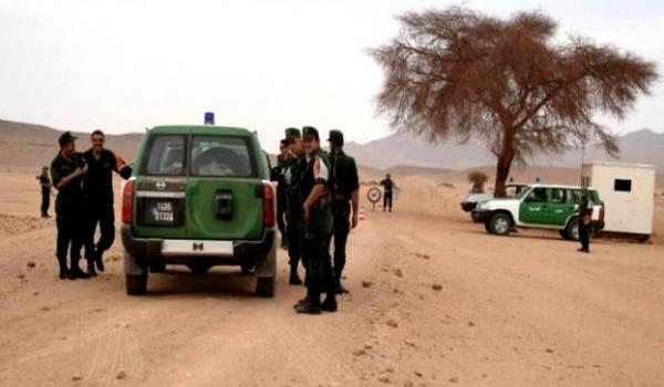 Quatre terroristes se sont rendus aux services de sécurité dans le sud algérien.