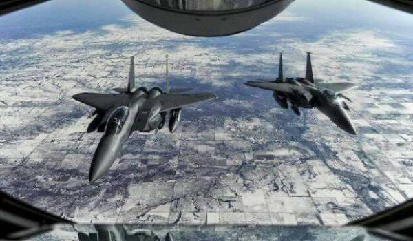 Les bombardiers américains ont mené des raids sur Syrte.