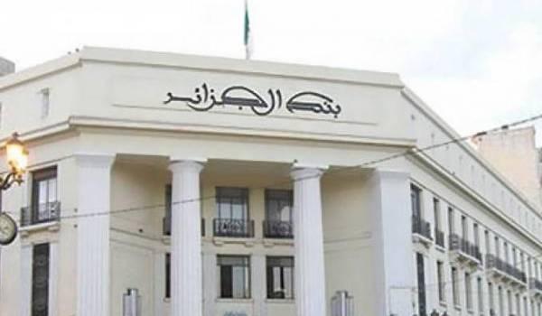 La Banque d'Algérie optimiste.