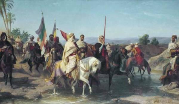 Fadhma n'Soumeur et Boubaghla, de Henri-Félix Felippoteaux