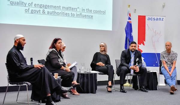 Symposium sur la radicalisation