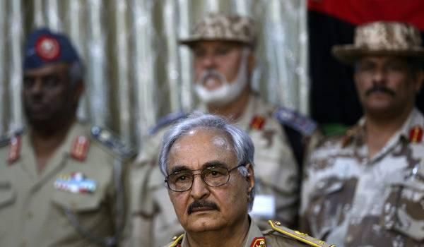 L'attentat a visé la Brigade 302 des forces sous le commandement du général Khalifa Haftar