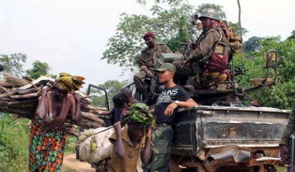 LA RD Congo est en proie à une rébellion qui terrorise la population.