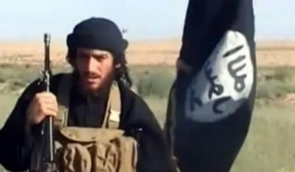 Capture de vidéo tournée en 2012 d'Abou Mohammed Al Adnani