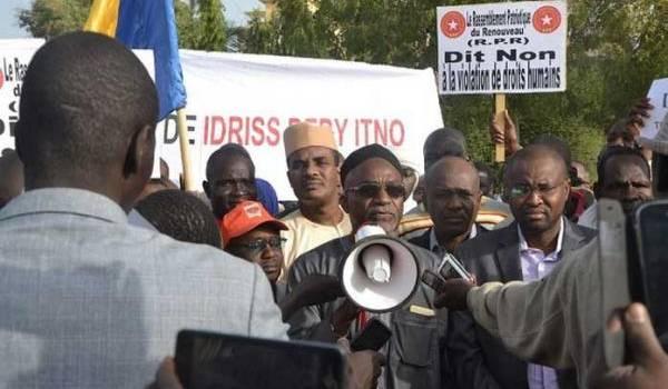 L'opposition anti Déby ne désarme pas.