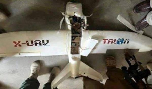 Un drone réalisé par les limiers de Daech en Irak.