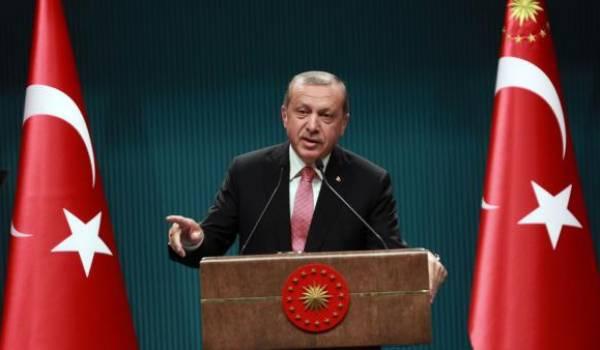 Avec Erdogan, l'islamo-nationaliste, c'en est fini de la Turquie d'Atatürk . Photo AFP