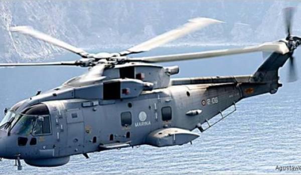 L'usine assurera la fabrication des hélicoptères AugustaWesland