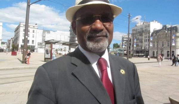 Taher Ali Nanaye, opposant tchadien au président Idriss Déby Itnou.