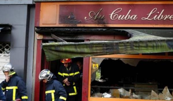 L'incendie a fait 13 victimes. Photo AFP