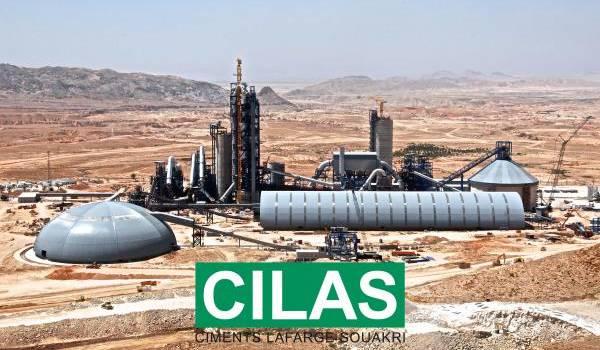 La cimenterie Cilas Biskra démarre sa production
