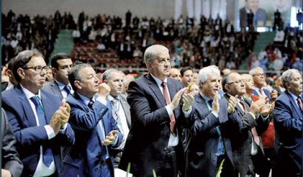 Sellal et son gouvernement n'arrivent pas à assainir le ciel algérien.