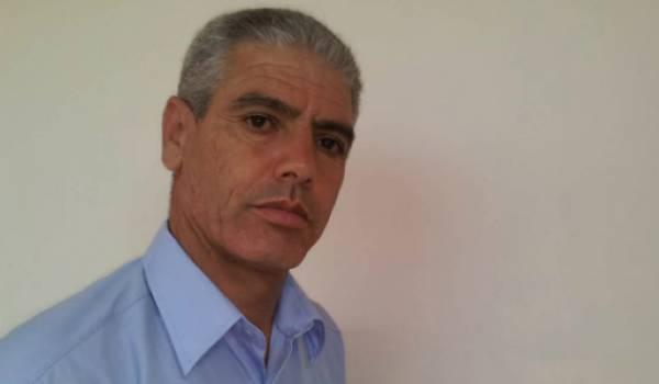 Slimane Bouhafs a été arrêté et condamné à 5 ans de prison.