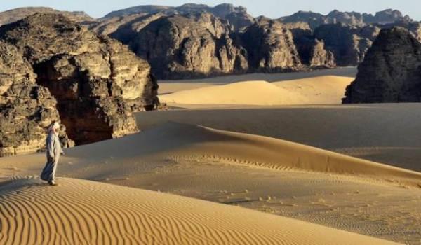 LeTassili N'Ajjer, le rêve que tout touriste souhaite faire.