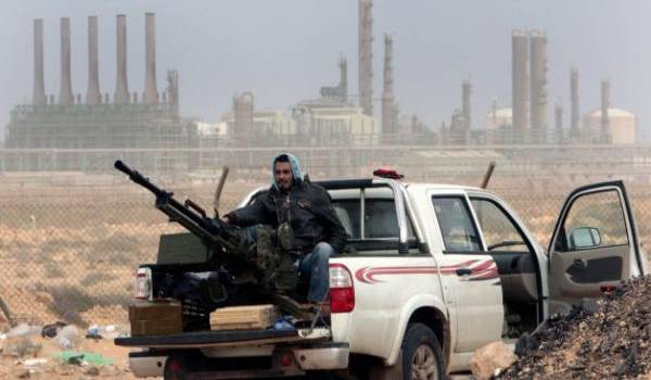 Terminaux al-sedra Ras-lanouf Libye