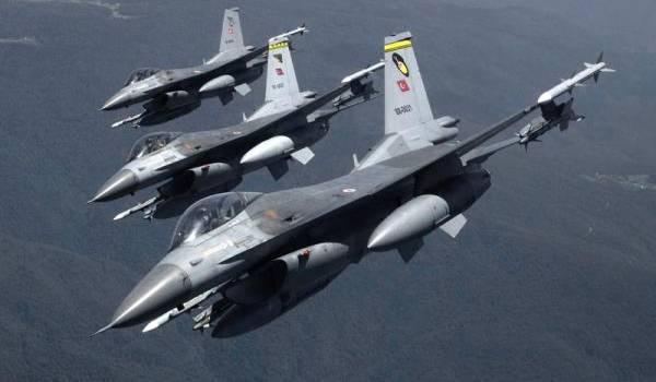 L'aviation turque