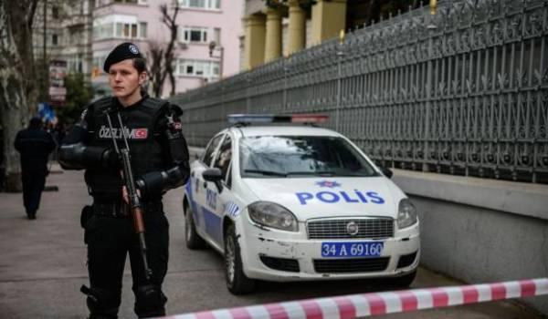 Le QG de la police attaqué dans une ville en Turquie