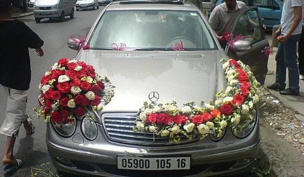 Les mariages sont devenus tardifs et pompeux en Algérie.