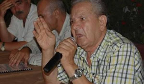 Le moudjahid Rachid Adjaoud est décédé