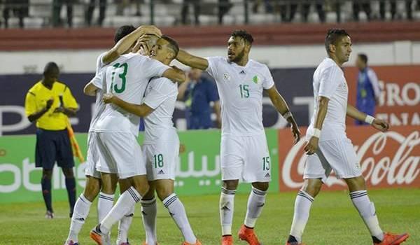CAN 2017 : l'Algérie 6 - Lesotho 0