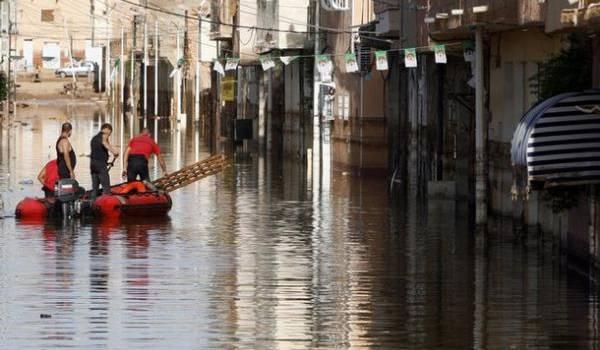 Les autorités n'ont pas encore imaginer un plan de protection contre les inondations.