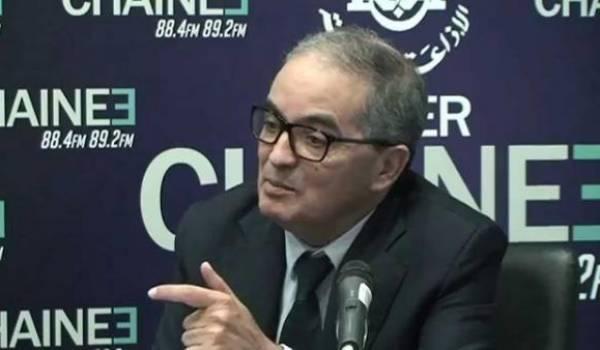 Le ministre du Commerce Bekhti Belaib dénonce la mafia,