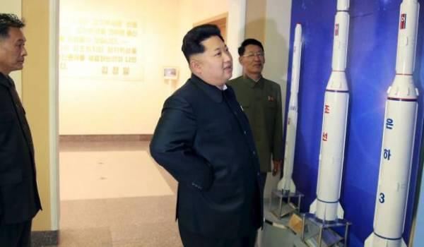 Le despote Kim Jong-un