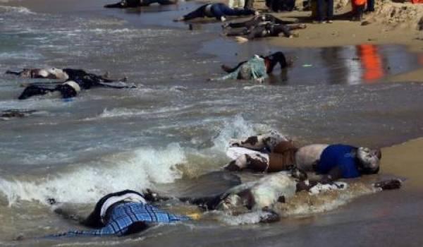 Un énième drame en Méditerranée