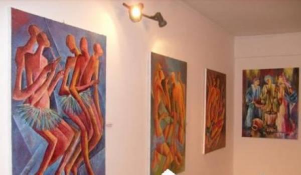 Expositions, danse, performances sont accueillies par Artissimo