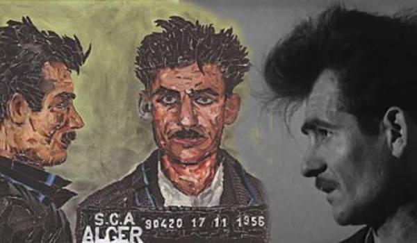 Fernand Iveton, communiste et anticolonialiste, guillotiné le 11 février 1957 à Alger.