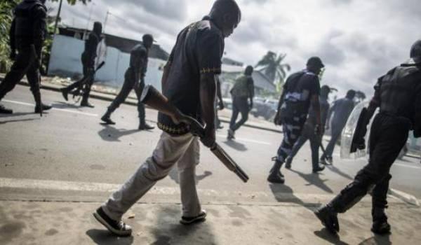 La situation demeure trouble au Gabon