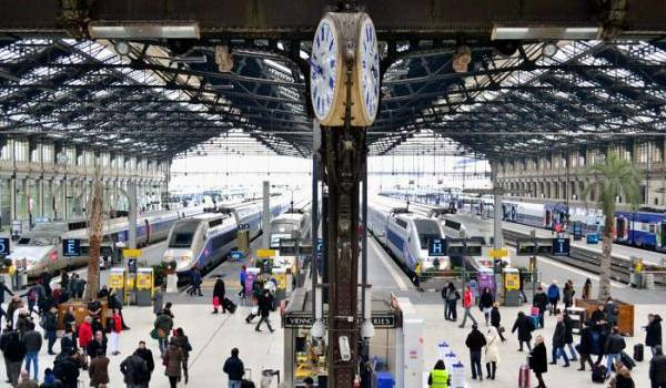 Un attentat visant la gare de Lyon à Paris déjoué.