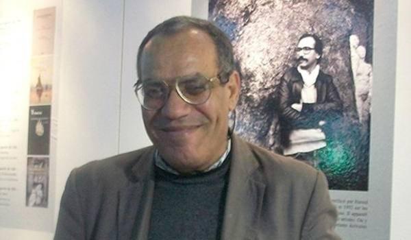 Hamid Nacer-Khodja, universitaire, écrivain et spécialiste de Jean Sénac. Photo Liberté.