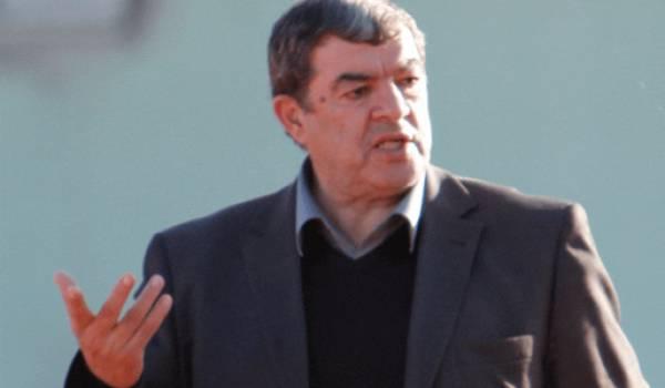 Mohand Cherif Hanachi est revenu encore une fois sur sa décision de  démissionner.