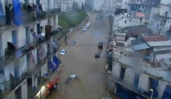 Aucune anticipation ou plan anti-catastrophes naturelles n'est pensé par les autorités.