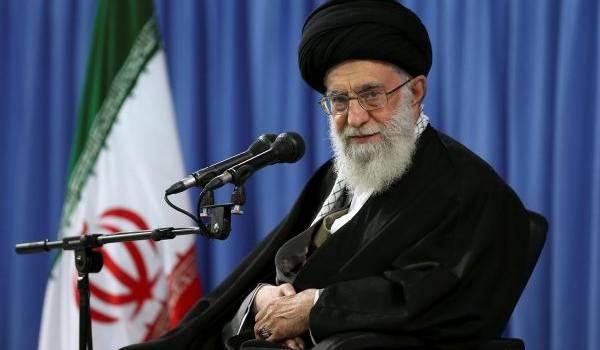 Le guide suprême iranien.