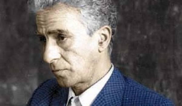 L'immense écrivain algérien, Kateb Yacine.