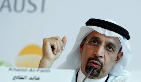 Khaled al-Faleh, ministre de l'Energie saoudien.