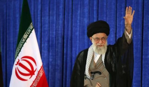"""Khamanei a qualifié les dirigeants saoudiens de """"despotes"""". Photo AFP"""