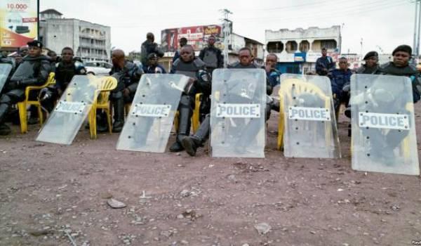 Répression féroce de l'opposition qui réclame l'organisation de la présidentielle.