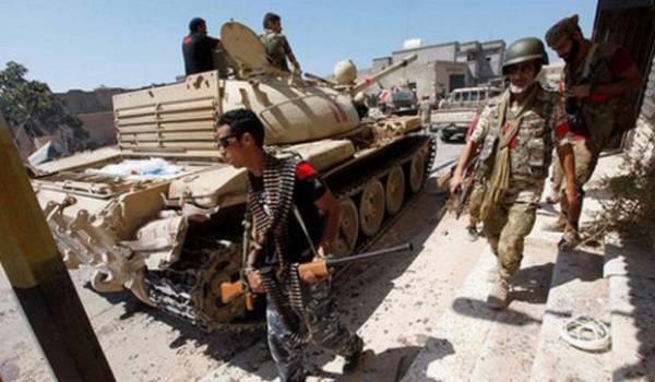 Le conflit en Libye pourrait déstabiliser les pays limitrophes.