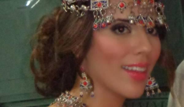 """""""Ma vie était organisée au côté de ma femme, Louisa"""", nous confie Karim Berchiche."""