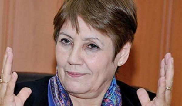 La ministre de l'Education confrontée à un sédition arabo-islamistes dans le secteur de l'Education.