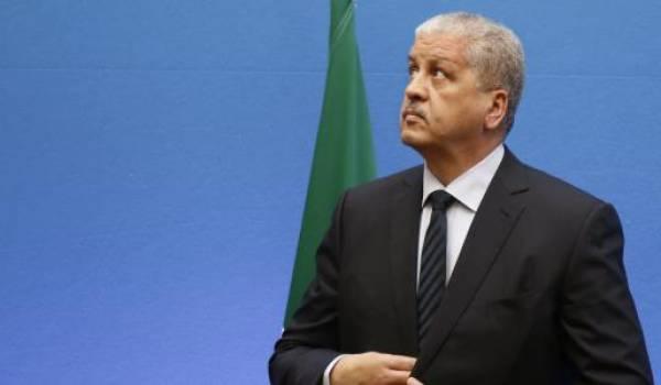 Abdelmalek Sellal n'est pas chargé de mettre en route une véritatabe économie de sortie de la rente.