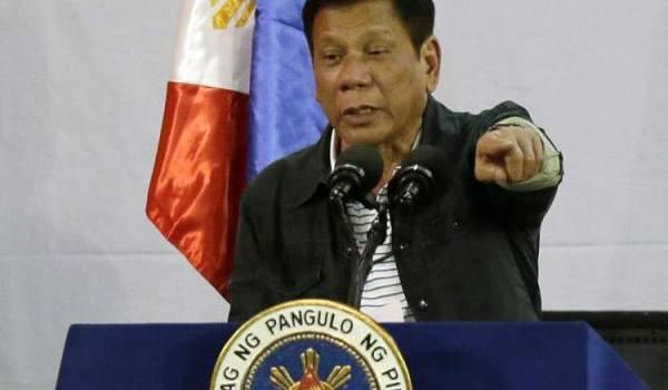 Rodrigo Duterte ne connaît aucune limite dans ses méthodes et son langage.