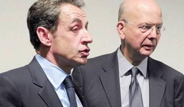 Nicolas Sarkozy et Patrick Buisson